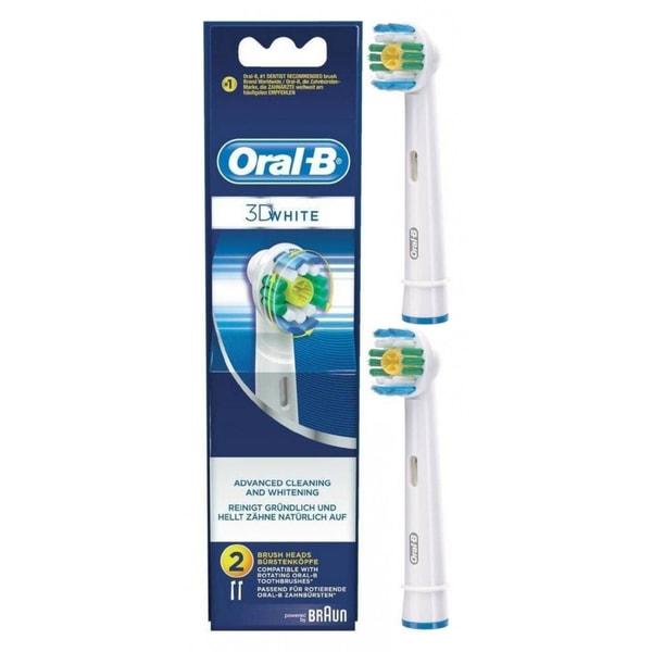 Oral-B 3DWhite EB18 2 Ersatzbürsten