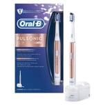 Oral-B Slim Rose/Gold Elektrische Schallzahnbürste