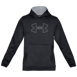 Under Armour Big Logo Funktionspullover Herren