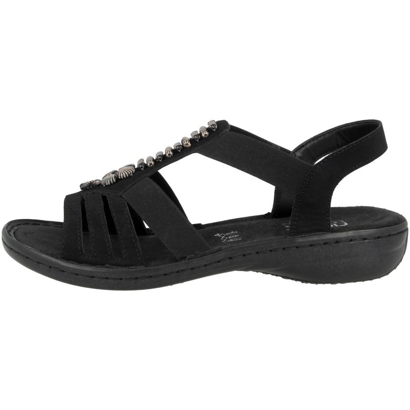 Rieker 60806 Sandale Damen