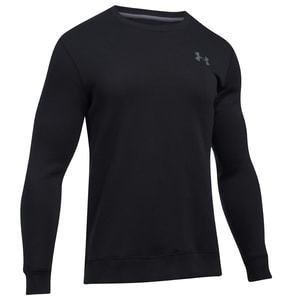 Under Armour Rival Fleece Solid Fitted Crew Funktionspullover Herren