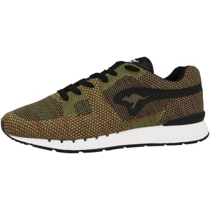 KangaROOS Coil-R1 Woven Sneaker low Unisex Erwachsene