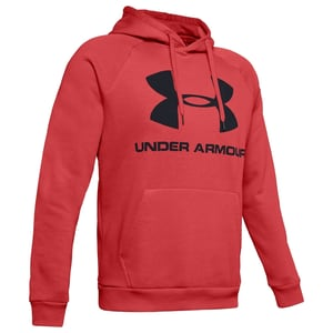 Under Armour Rival Fleece Sportstyle Logo Kapuzenpullover Herren