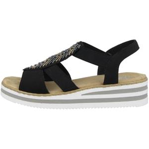 Rieker Morokko Sandale Damen