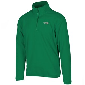 The North Face M 100 Glacier 1/4 Zip Funktionspullover Herren