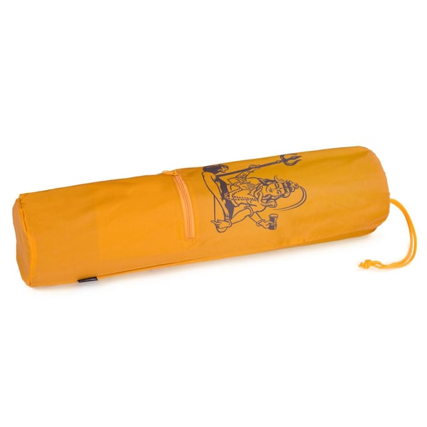 yogistar Yogatasche basic nylon art collection 65 cm shiva safran