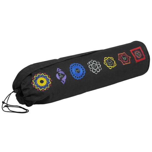 Yogishop Yogatasche more than a bag chakra-black