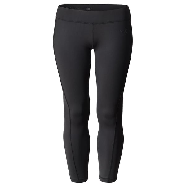Curare Yoga Curves Collection Leggings straight black