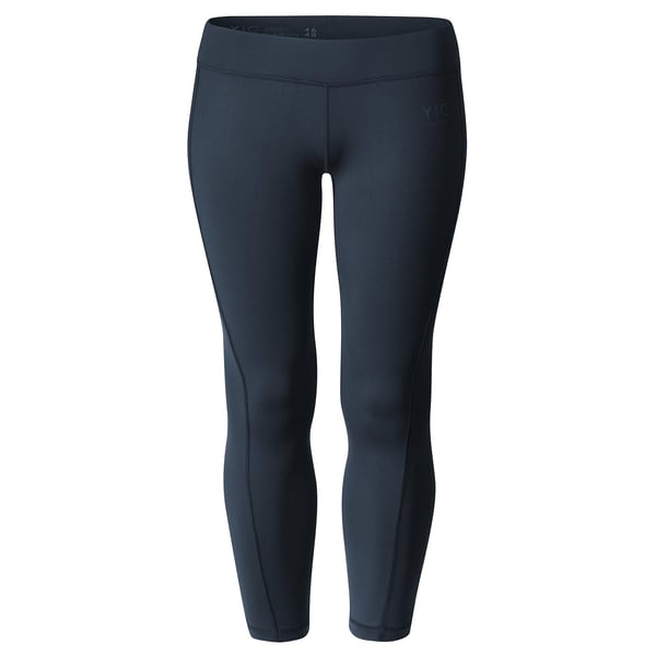 Curare Yoga Curves Collection Leggings straight midnight blue