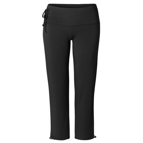 Curare Yoga Curves Collection Straight long pants black