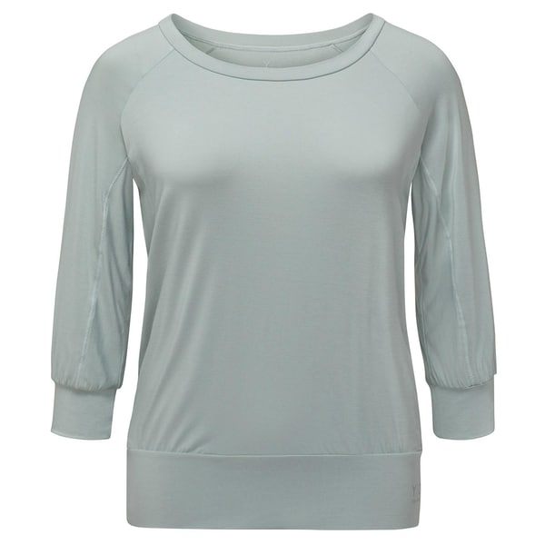 Curare Yoga Curves Collection 3/4 Shirt jade