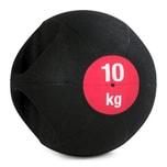 yogistar Medizinball Double-Grip 10kg