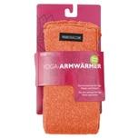 yogistar Yoga Armwärmer pumpkin apricot