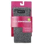 yogistar Yoga Armwärmer graphite