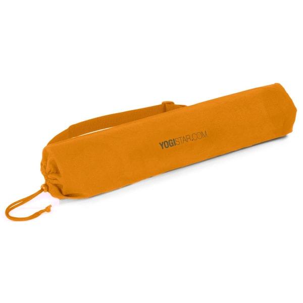 yogistar Yogatasche basic cotton 65 cm safran