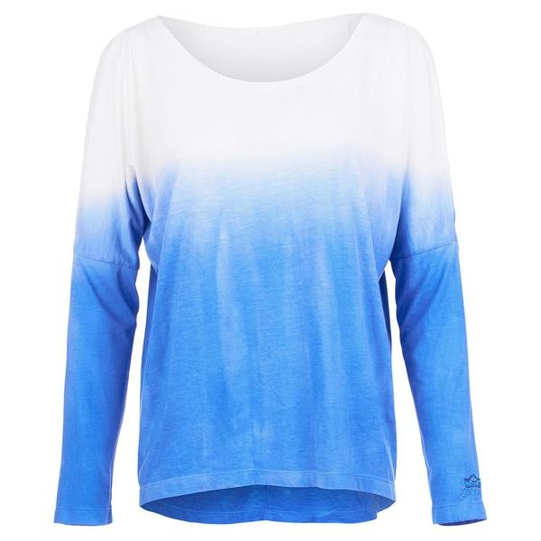 Kamah Longsleeve-Shirt Padme mediterraneo
