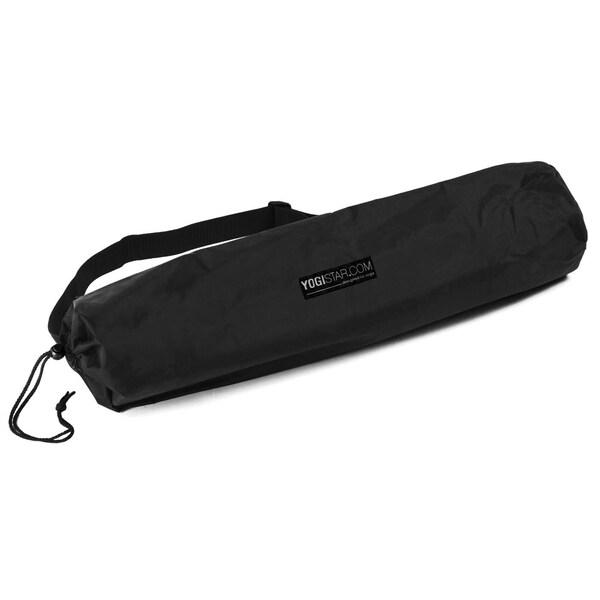 yogistar Yogatasche basic nylon 65 cm black