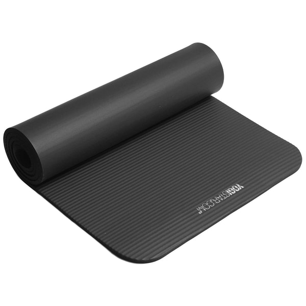yogistar Fitnessmatte Gym 10mm black