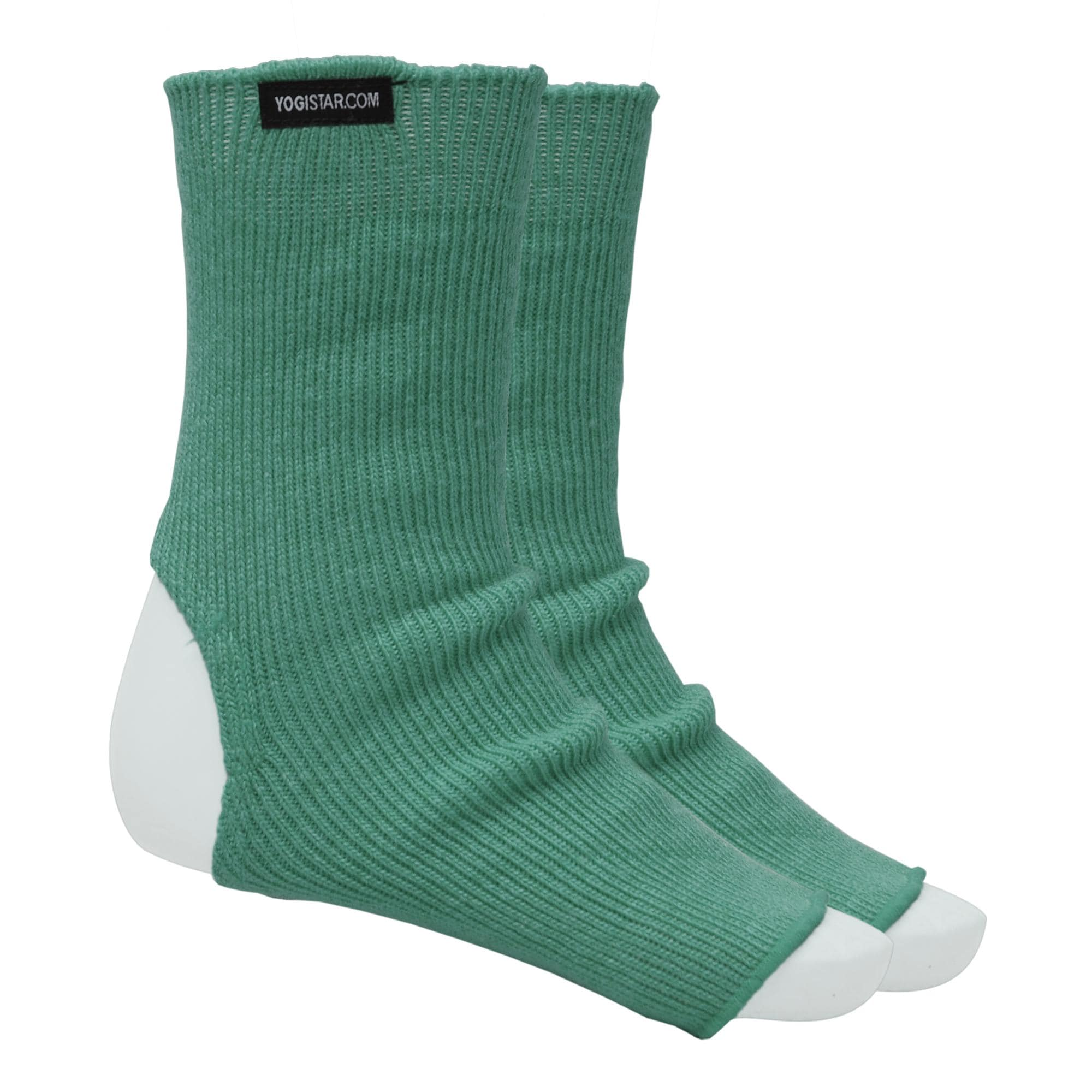 yogistar Yoga-Socken emerald green