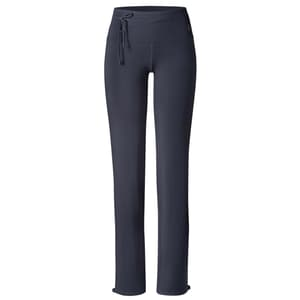 Curare Long Pants, straight midnight blue