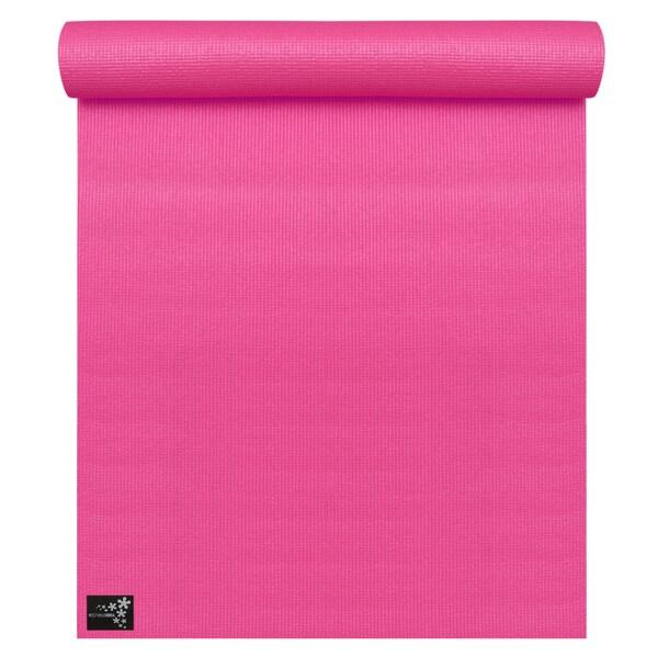 yogistar Yogamatte Basic pink