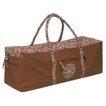 Yogishop Yogatasche all-in cotton vintage terracotta