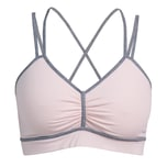 Flying Love Birds Yoga-Soft-Bra rose