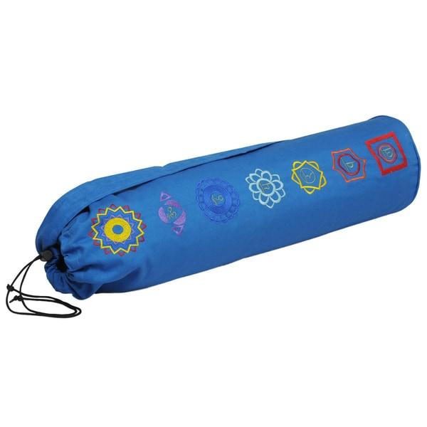 Yogishop Yogatasche more than a bag chakra-blue