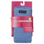 yogistar Yoga Armwärmer saphire blue