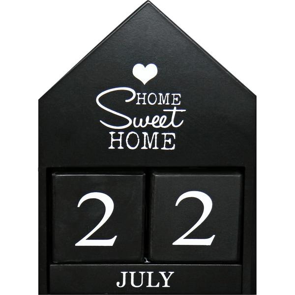 "Kalender ""Home sweet home"" B155xT73xH22cm"
