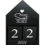 "michel toys Kalender ""Home sweet home"" B155xT73xH22cm"