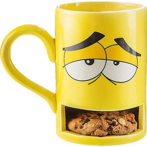 Donkey Products Keks-Becher Mug Monster Gelb