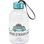 Ppd Kunststoff-Trinkflasche Worldtraveler 550ml