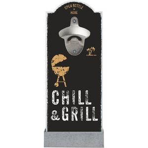 Contento Wand Flaschenöffner Chill Grill