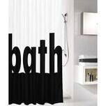 Kleine Wolke Duschvorhang Bath