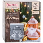 "STÄDTER 3D-Backform ""WE-LOVE-BAKING"" Santa Claus 19 x 21 x 12cm"