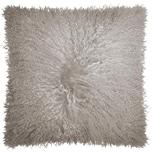 Magma Echtfell Kissenhülle Pamina Aus Tibetlamm 40X40 cm