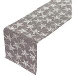 "Linen & More Dekostoffe ""Star"" 30x300 cm"