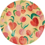 rice Melamin Teller Peach Ø20cm