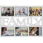 Bilderrahmen Family  Ca. 48 X 33 cm Für 6 Fotos 10 X 15 cm