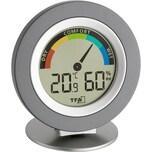 Tfa-Dostmann Digitales Thermometer Hygrometer Cosy Mit Komfortzonen