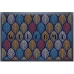 """ACHOKA® Fußmatte """"Welcome Blätter"""" 40x60 cm"""