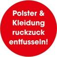 """CLEANmaxx 4-tlg. Fusselbürsten-Set """"Fusselschreck"""""""