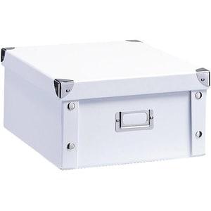 Zeller Present Aufbewahrungsbox Uni 31X26X14 cm
