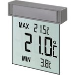 Tfa-Dostmann Digitales Fenster-Thermometer Vision
