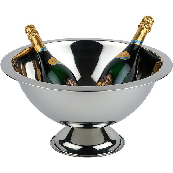 Edelstahl Champagner-Kühler ø45 cm