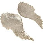 """BOLTZE 2-tlg. Set Schale """"Wings"""" H6 cm"""
