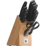 WMF 10-tlg. Bambus Messerblock-Set Profi Select