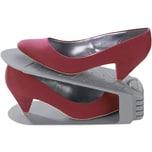 WENKO 4er-Set Schuhhalter