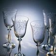 Bohemia Selection 6er-Set Weißweinglas Romance 250ml